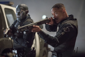 Bright film review: does Will Smith's Orc cop movie have the magic?