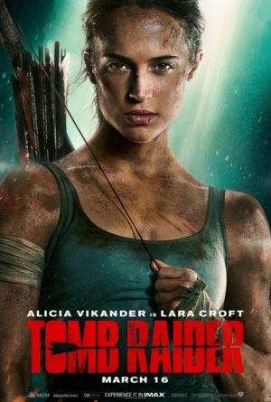 Tomb Raider new poster is all business