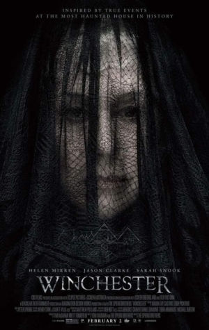 Winchester: The House That Ghosts Built new poster has spooky Helen Mirren