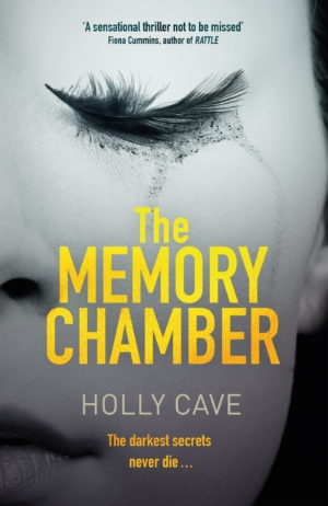 The Memory Chamber author Holly Cave on how to write the future