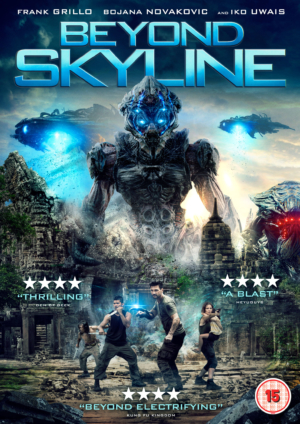 Win Beyond Skyline on DVD with our competition