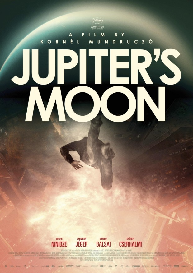 Jupiter's Moon film review: allegorical superheroics from the director of White God