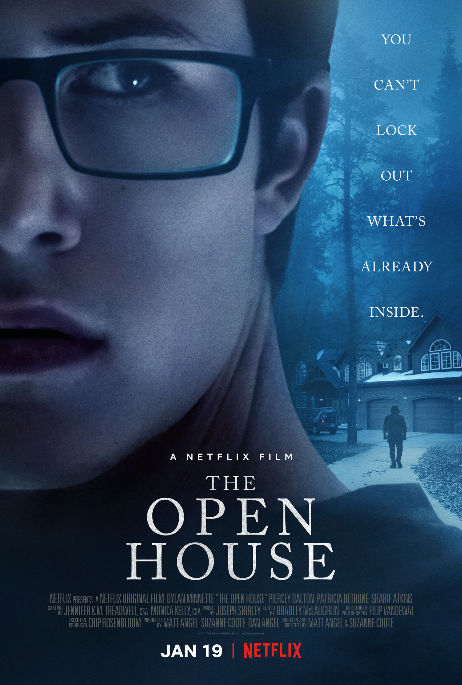 The Open House film review: Is Dylan Minnette's Netflix horror worth a look?
