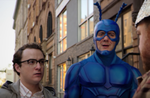The Tick Season 1 Part B trailer and poster are filled with wonderful silliness