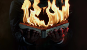 HBO's Fahrenheit 451 new teaser gets lit