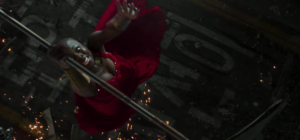 Black Panther new TV spot brings T'Challa's entourage