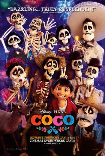 Coco film review: Pixar heads to the Land of the Dead in this beautiful family tale