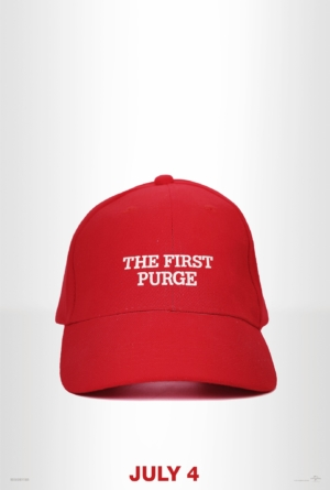 The First Purge prequel film gets a poster and a synopsis