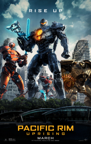 Pacific Rim Uprising new poster rises up