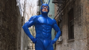 The Tick renewed for Season 2 by Amazon