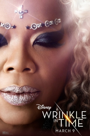 A Wrinkle In Time new character posters are so shiny