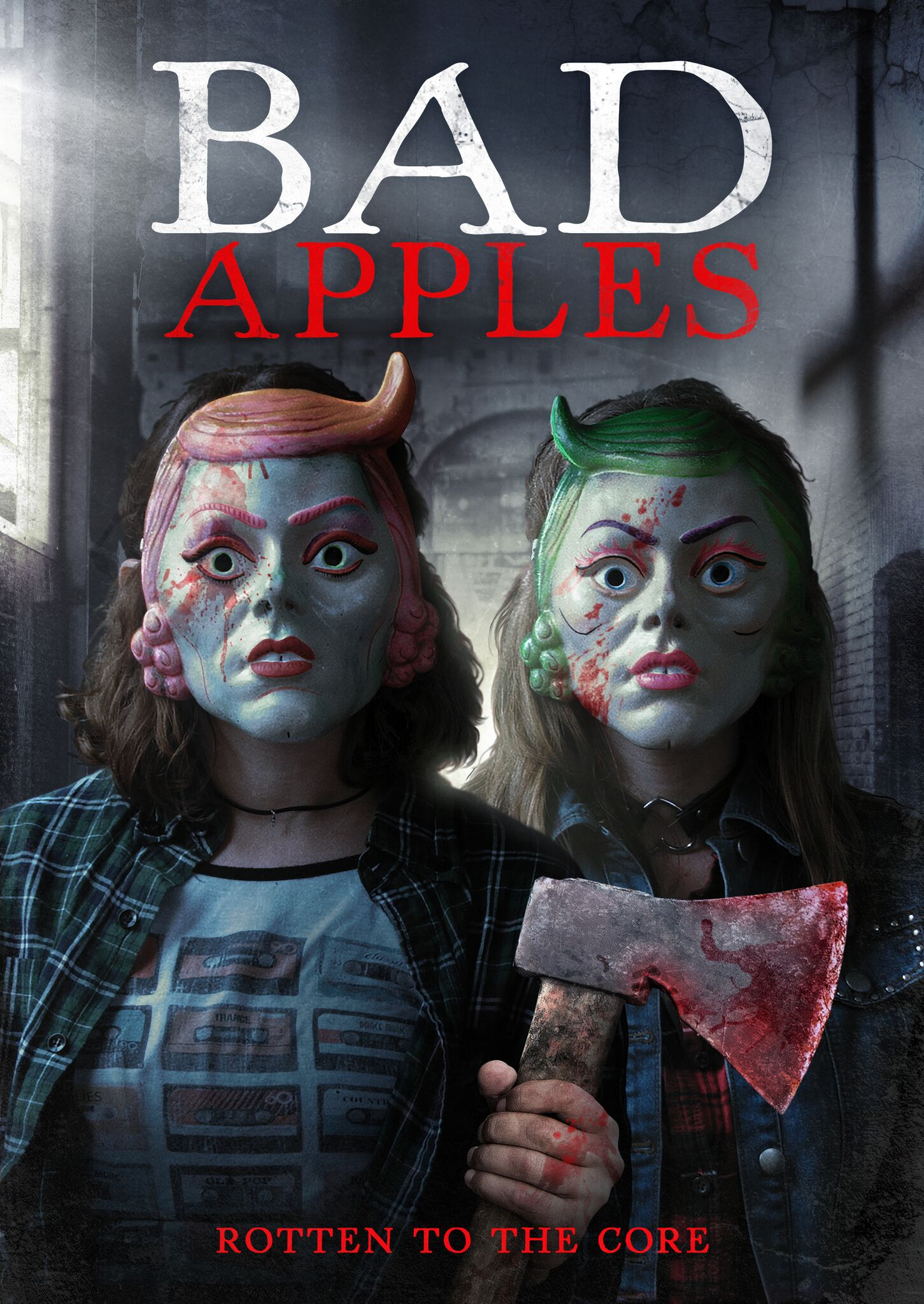 Bad Apples film review: Twins of evil go on a murder spree in this Halloween slasher