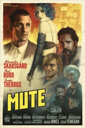 Mute new poster channels Casablanca