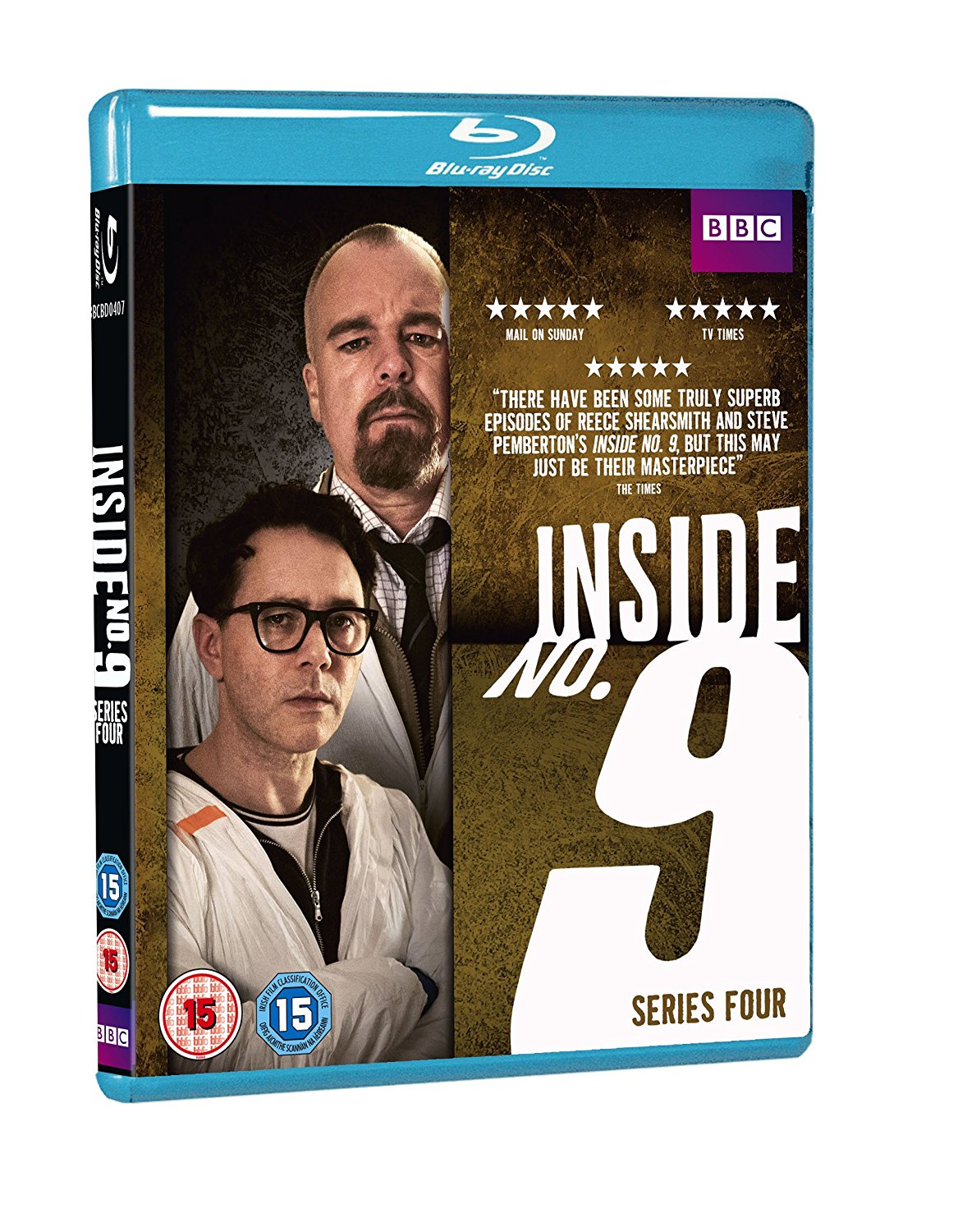 Inside No. 9 Series 4 review: does the anthology series continue to wow?