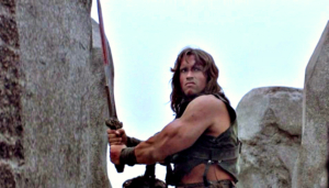 Conan The Barbarian TV series coming from Amazon