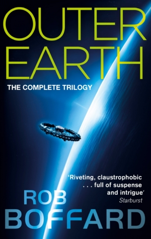 Win Rob Boffard's Outer Earth Omnibus with our competition!