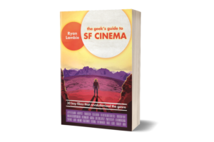 Win The Geek's Guide To SF Cinema and a copy of 2001: A Space Odyssey with our competition!