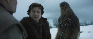Solo: A Star Wars Story trailer is putting together a crew and the posters are lovely