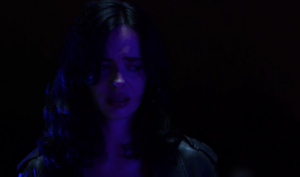 Jessica Jones new trailer and poster have no filter