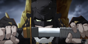 Batman Ninja trailer goes to feudal Japan and goes big