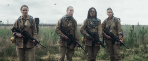 Annihilation featurette promises a film that's inspiring for women and kick-ass for men