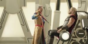 Thor: Ragnarok new deleted scenes give more Jeff Goldblum