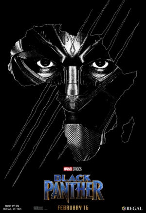 Black Panther RealD poster is the best one yet