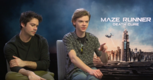 Maze Runner: The Death Cure cast talks spoilers and more