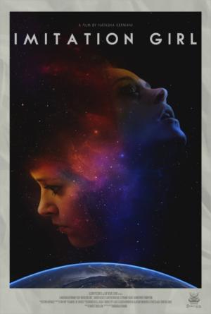 Imitation Girl beautiful new poster for Natasha Kermani's superb sci-fi