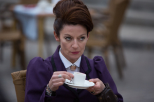 Sabrina The Teenage Witch casts Michelle Gomez as the villain, well done