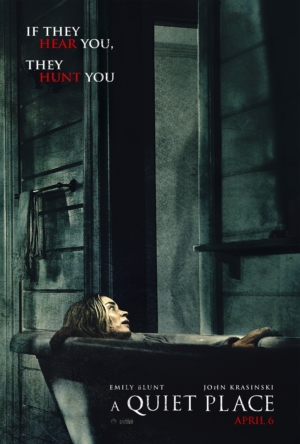 A Quiet Place new poster is being hunted