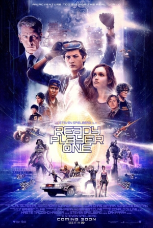 Ready Player One new poster packs an adventure too big for the real world