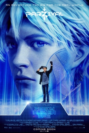 Ready Player One new poster set introduces the characters
