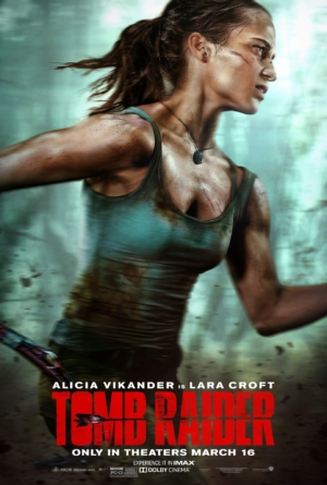 Tomb Raider new posters don't make the same mistakes