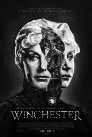 Winchester new art posters build the terror