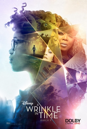 A Wrinkle In Time new poster collection wants to be a warrior