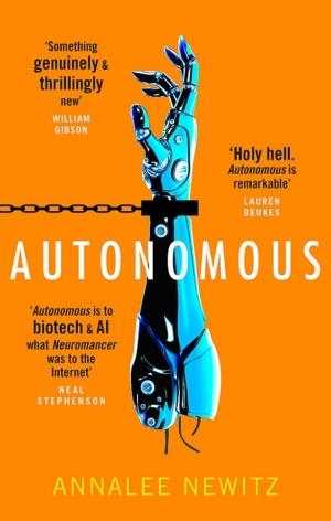 Autonomous by Annalee Newitz book review