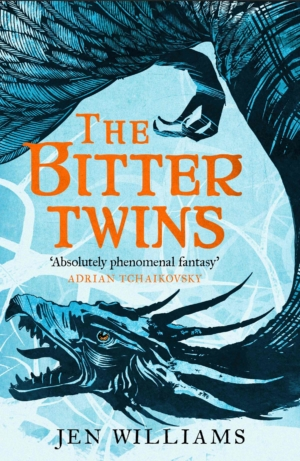 The Bitter Twins by Jen Williams book review