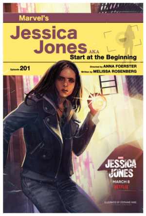 Jessica Jones Season 2 episode titles revealed in style