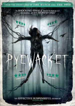 Pyewacket poster exclusive reveal for supernatural horror from producers of The Witch and The Void