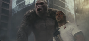 Rampage new promo video is running for its life