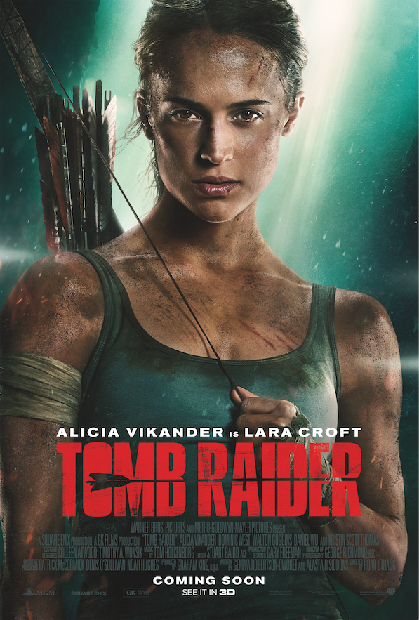 Tomb Raider film review: Alicia Vikander takes on Lara Croft in this gritty reboot