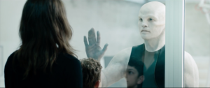 The Titan trailer transforms Sam Worthington into a monster