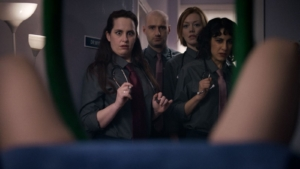 Kate Herron talks exploring smear test anxiety with tentacle monsters in horror comedy short Smear