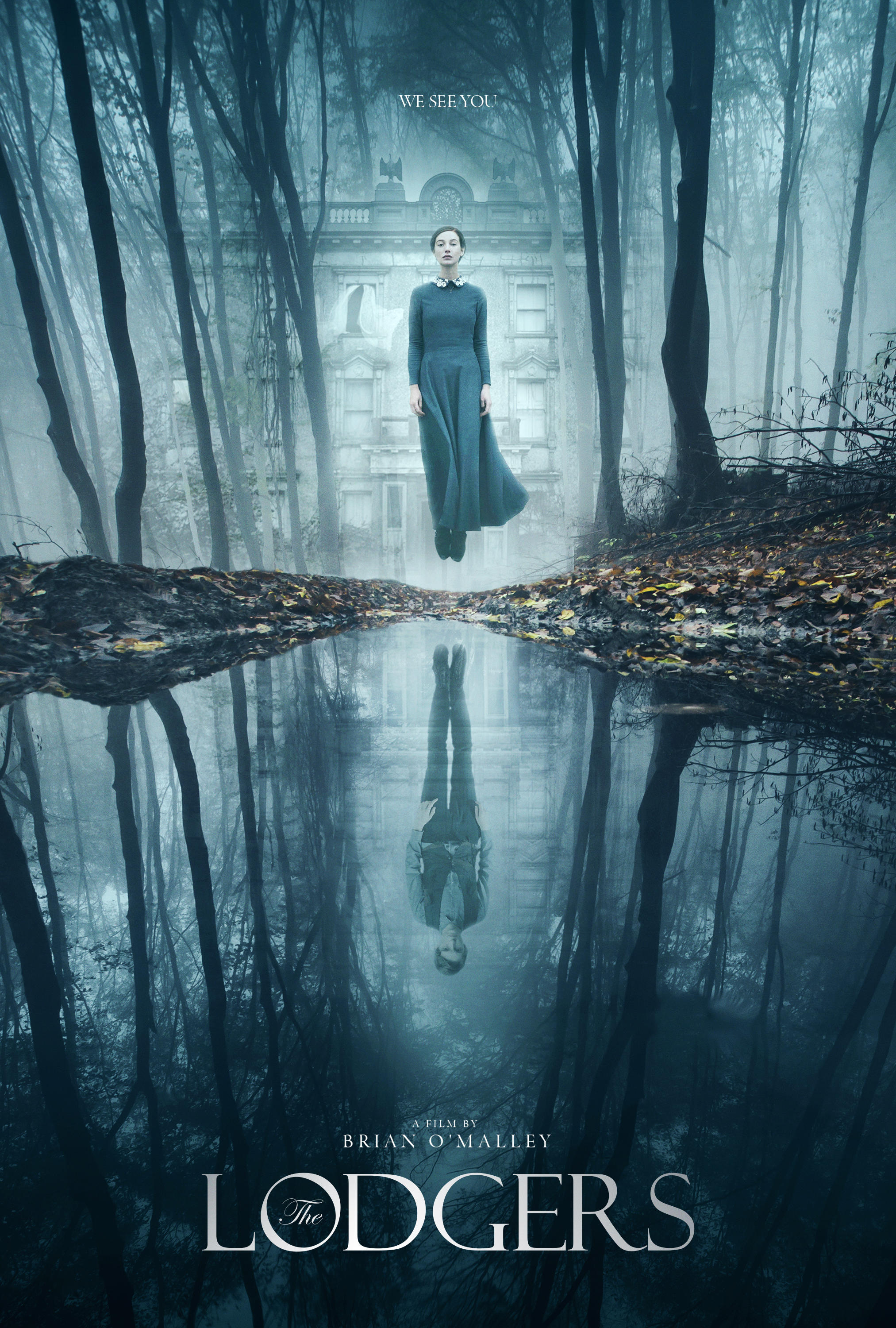 The Lodgers Glasgow FrightFest film review: twins come of age in an old dark house