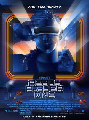 Ready Player One new art poster is probably the best one yet