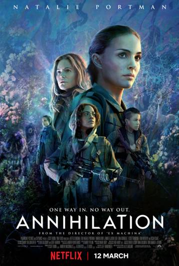 Annihilation film review: Alex Garland's latest chills and challenges