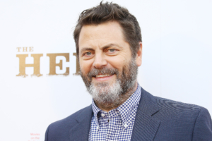 Good Omens adds Nick Offerman as the US Ambassador