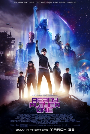 Ready Player One new poster channels its OASIS personas