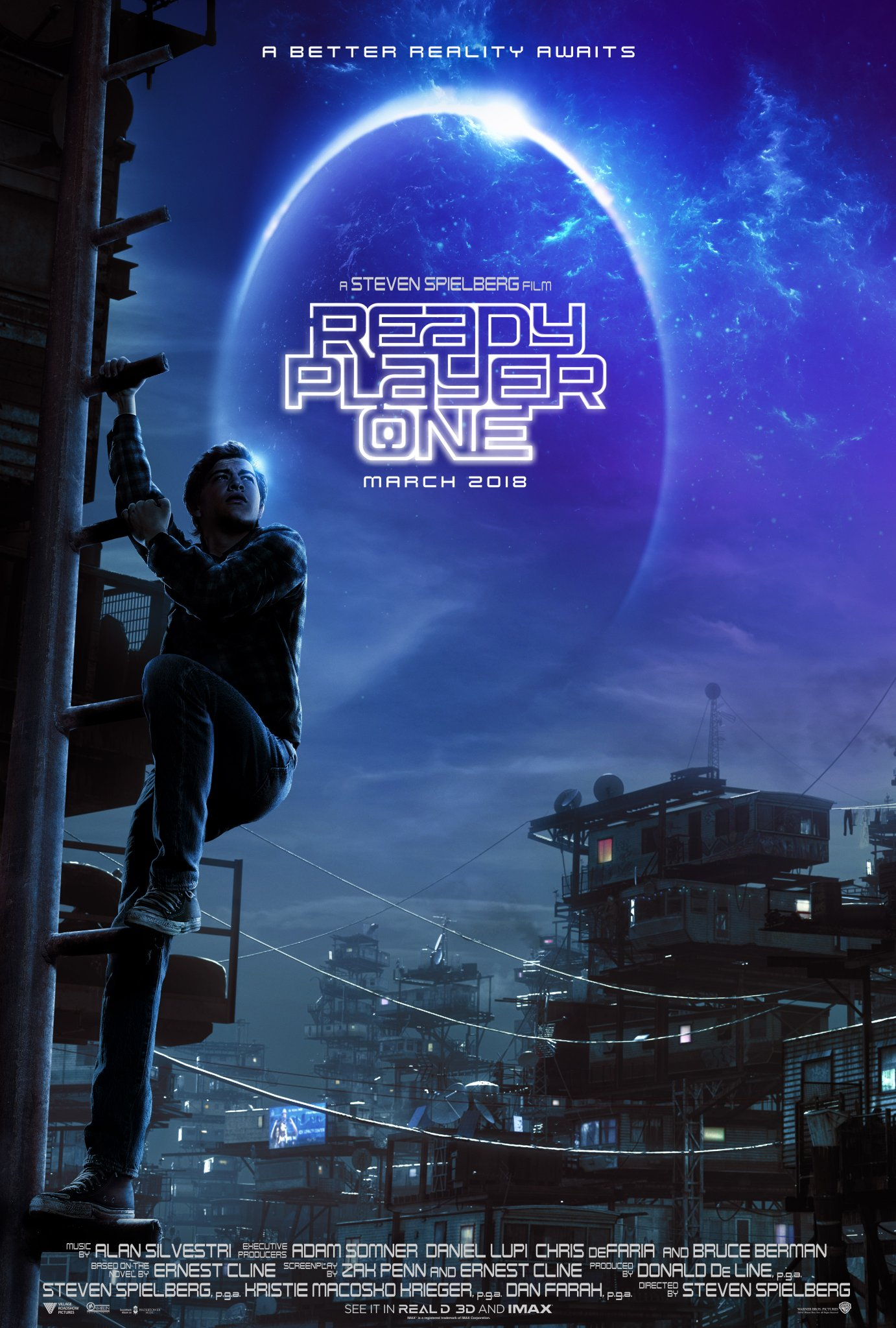 Ready Player One film review: Steven Spielberg takes on the joys and dangers of escapism